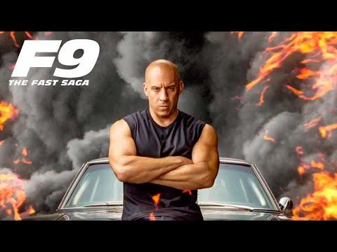 Fast & Furios 9, trailer a toda leche 😱