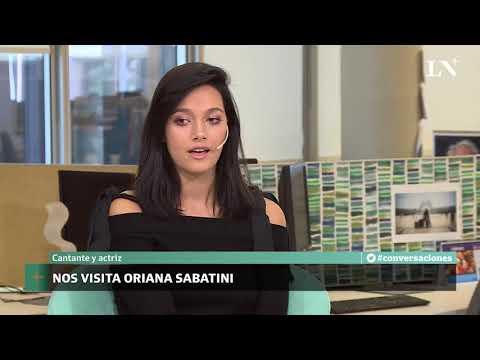 """Oriana Sabatini """"Creo que el aborto debería ser legal"""" Entrevista LA NACION"""