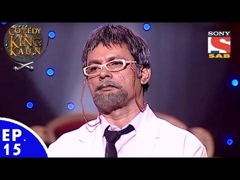 Comedy Ka King Kaun - Episode 15 - Comic War (Amir Rambo, Saleem Afridi, Gaurav Sharma)