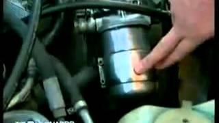 Alla faccia di chi dice che le auto a gasolio non funzionano con olio per friggere