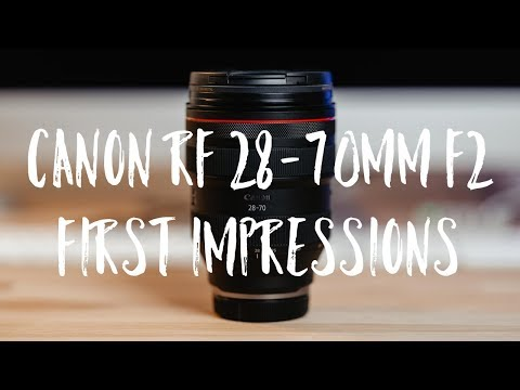 Canon RF 28-70mm