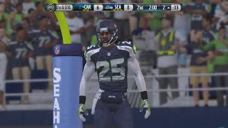 Madden NFL 15, Tuesday Team Up, Panthers vs Seahawks