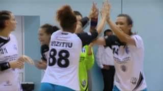 Handbal feminin HCM Vâlcea - ASC Corona Braşov