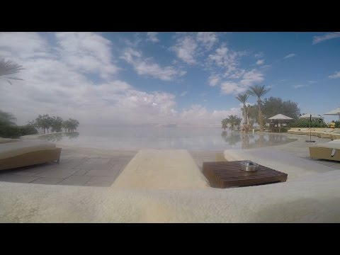 Dead Sea Spa in Jordan
