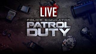 PATROL DUTY Police Simulator - DÉCOUVRONS ENSEMBLE