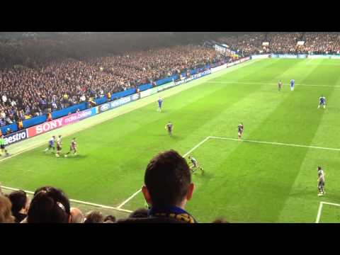 Branislav Ivanovic's Goal