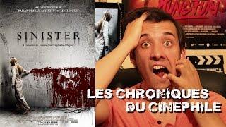 Les chroniques du cinéphile - Sinister (2012)