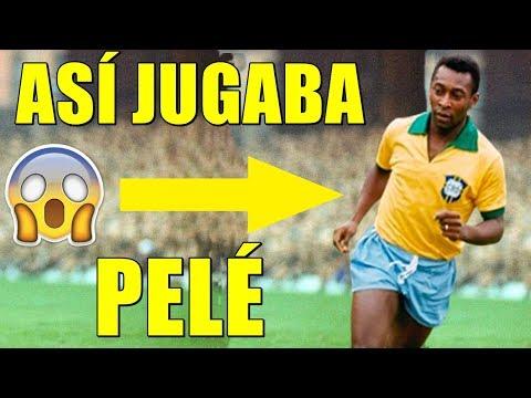 Así jugaba Pelé