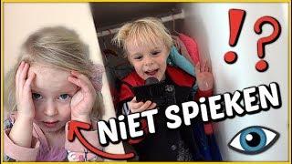 Hide And Seek ( Verstoppertje ) Met 6 Camera's  | Bellinga Familie Vloggers #1261
