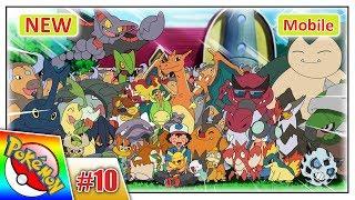 Game Pokemon Mới Trên CH-Play - Bản Lồng Tiếng Việt Cực Hay