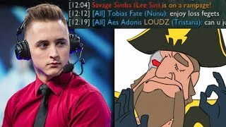 Krepo - Tobias Fate inting - MSI Fan rushes stage - News of Legends