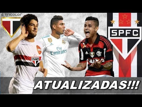 GIRO DE NOTICIAS DO SÃO PAULO FC, EVERTON, PATO, CASEMIRO, BASE SUB 20, REGIS, COPA DO BRASIL
