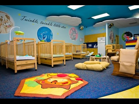 Decorating Home Daycare Ideas - YouTube