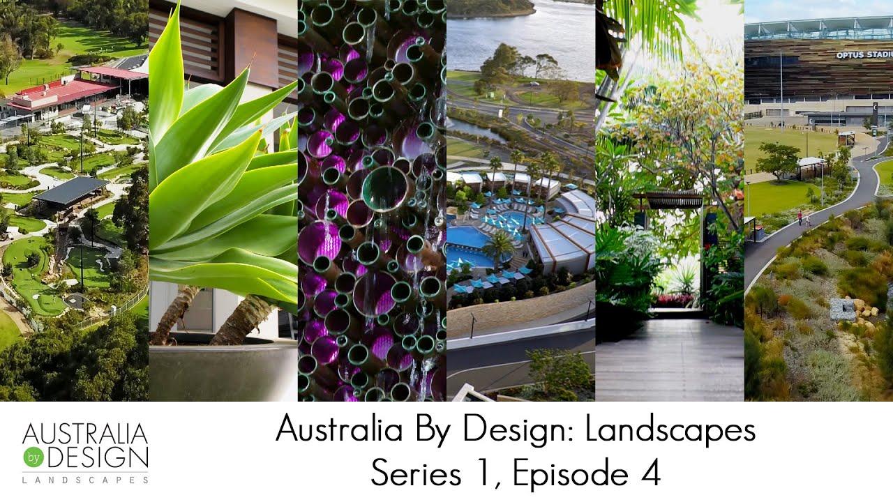 Australia By Design Landscapes Series 1 Episode 4 Wa Youtube