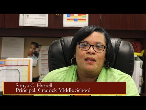 Cradock Middle School Principal