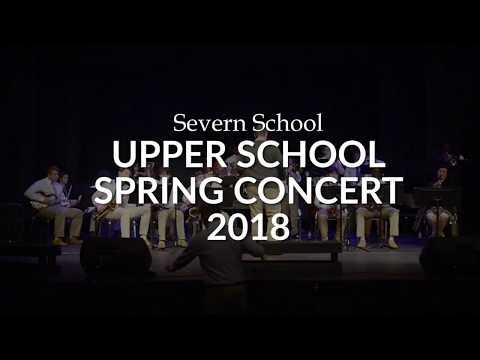 Severn School Upper School Spring Concert 2018