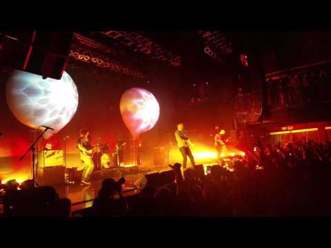 Circa Survive - Living Together live HD House of Blues Boston HD audio Jan 12 2017