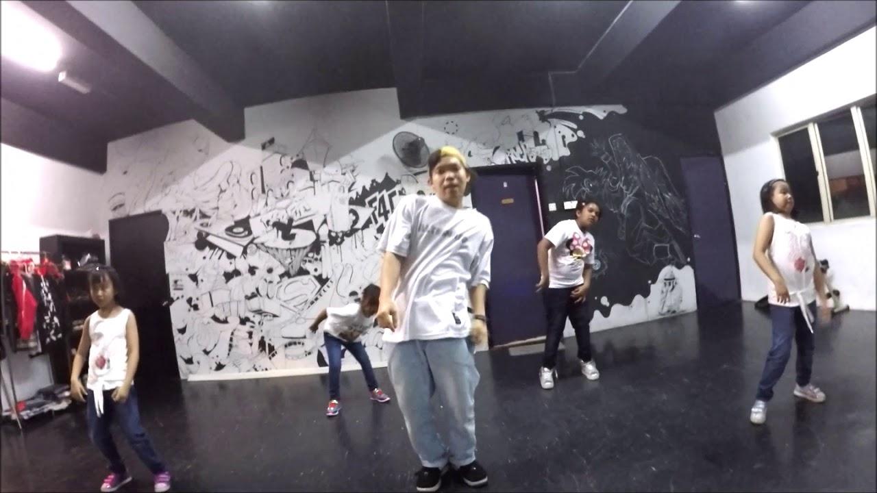 Baby Shark - Remix   Tero Choreography - YouTube