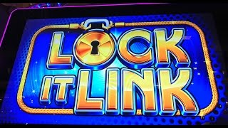 LOCK IT LINK SLOT MACHINE BONUS-LIVE PLAY