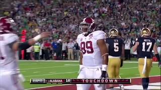 Alabama's 5 National Championships Under Coach Saban (under 26 mins)