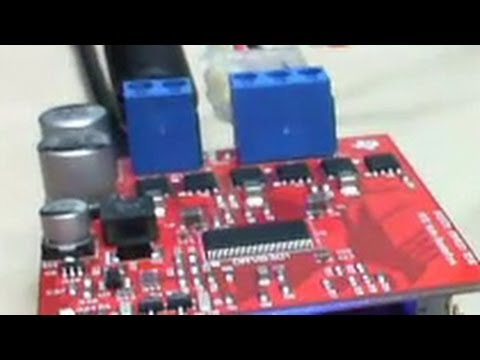 Motor Control with TI LaunchPad - File Exchange - MATLAB Central