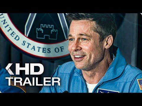 AD ASTRA Trailer (2019)