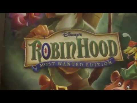 Disney's Robin Hood (1973) (DVD)