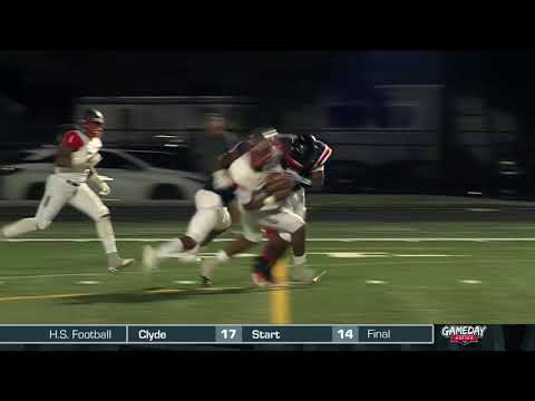 Central Catholic at Bishop Hartley High School Football