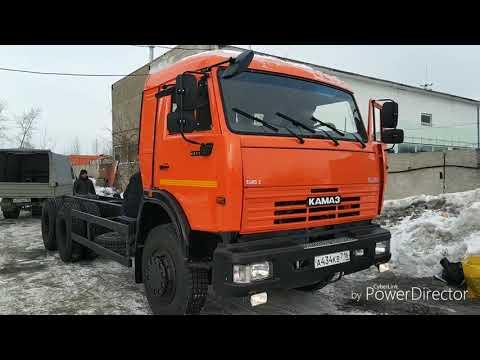 Как надо проверять КАМАЗ 65115?