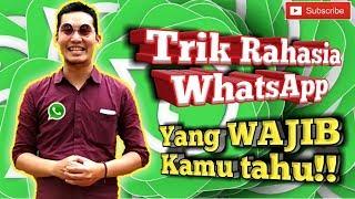 Trik WhatsApp Terbaru | Yang wajib kamu tahu!