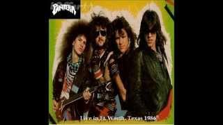 PANTERA  - All Over Tonight - 1984