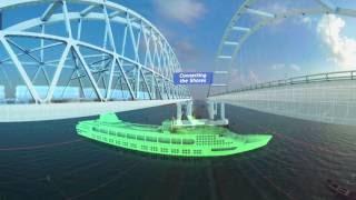 Crimea bridge 360 update: Drone captures mega-project progress