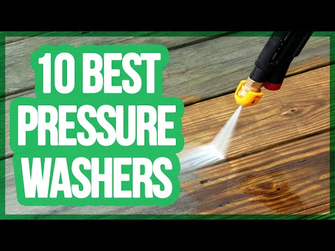 10 Best Pressure Washers 2016 - 2017 - YT