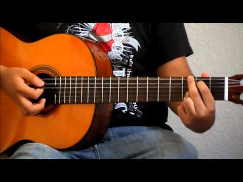 How to play Stand By Me by Ben E. King on guitar