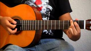How to play Stand By Me by Ben E. King on guitar Mp3
