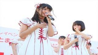 NGT48のキャプテン北原里英(26)が21日、新潟市歴史博物館(...