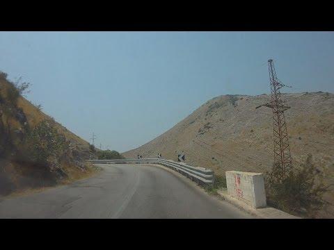 Albania / SH78 + SH99 Jorgucat - Sarandë