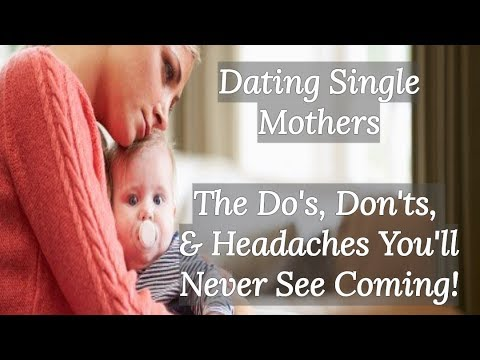 dating when youre a single mother