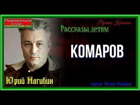 Комаров —Юрий Нагибин —читает Павел Беседин