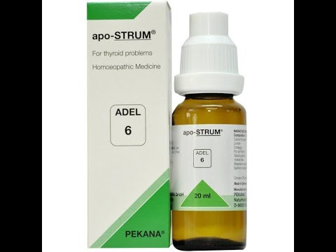 Adel No 6 Apo Strum Drops
