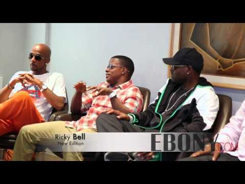 New Edition Ebony Mag Interview