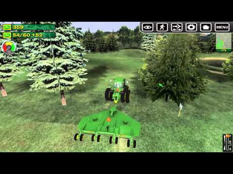 John Deere Drive Green - GAMEPLAY #9 (Lets Play / Walkthrough / Playthrough)