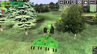 John Deere Drive Green - GAMEPLAY #9 (Let