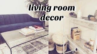 LIVING ROOM DECOR + REVOLVE CLOTHING HAUL