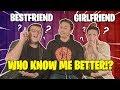 Who Knows Me BETTER!? *Best FRIEND vs GirlFRIEND*