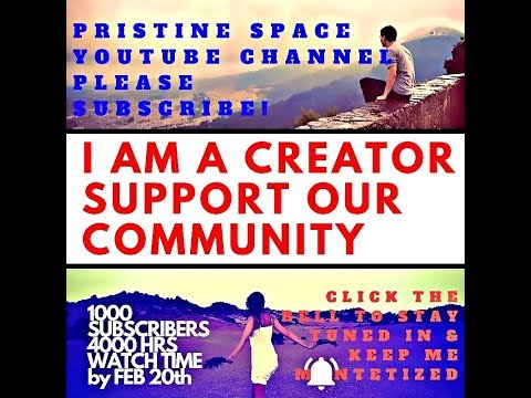 I AM A CREATOR! SUPPORT THE COMMUNITY! DIVERSITY WITHIN UNITY!