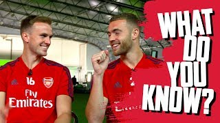 NAME THE AVENGERS | What Do You Know? | Calum Chambers vs Rob Holding