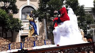 La Quema del Diablo | Procesión Virgen de la Asunción 2019 I
