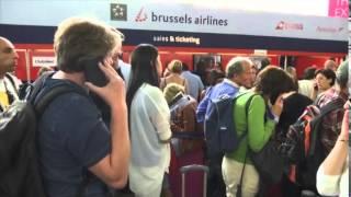Une panne de courant géante bloque l'espace aérien belge