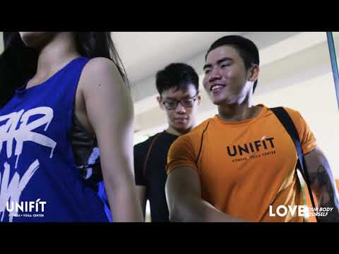 UNIFIT - FITNESS & YOGA CENTER INTRODUCTION